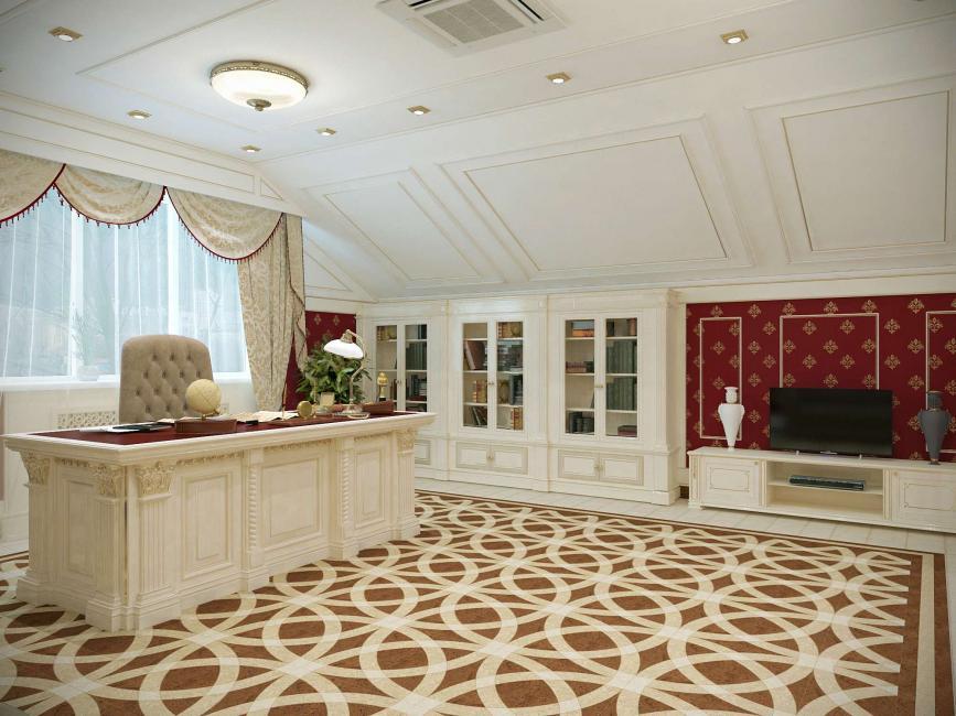 Modular Art Cork Floors