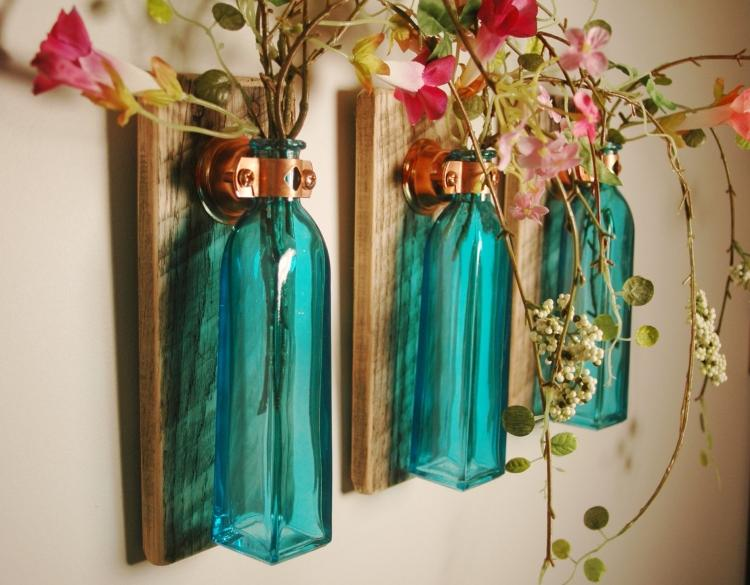 Wall vases