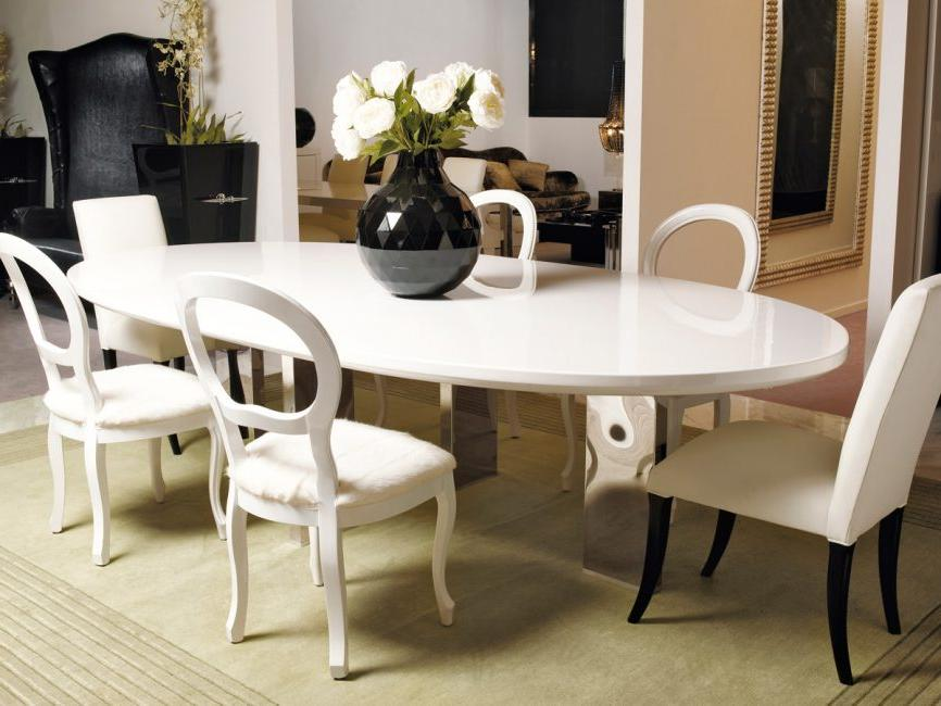 elegant forms of the table