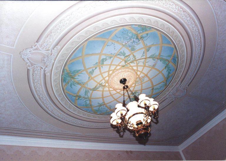 Acrylic Ceiling Paint
