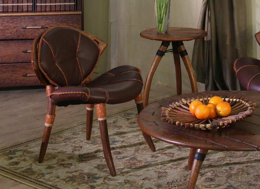 Antique Style Small Coffee Table