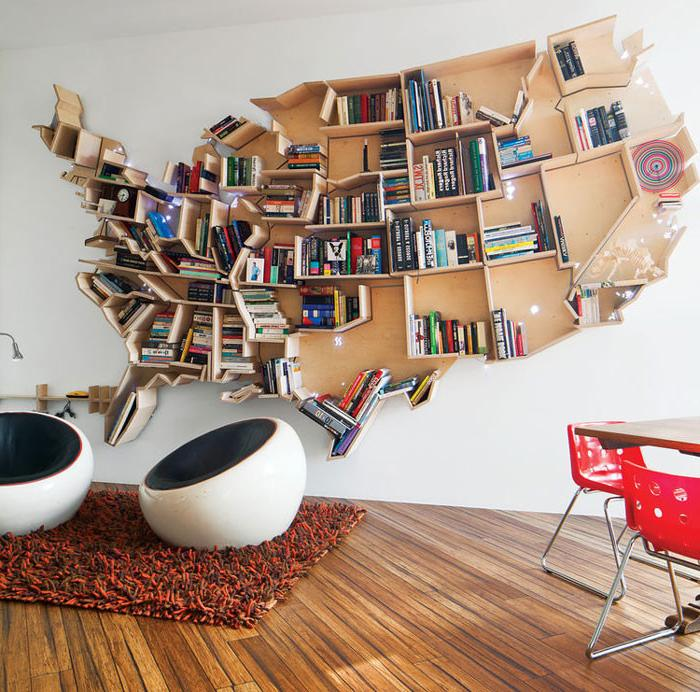 Creative Home Library