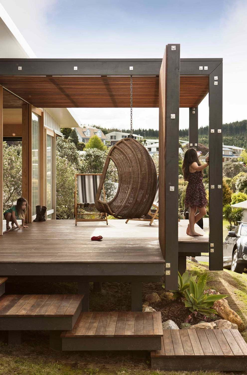 Decking - convenient and practical material