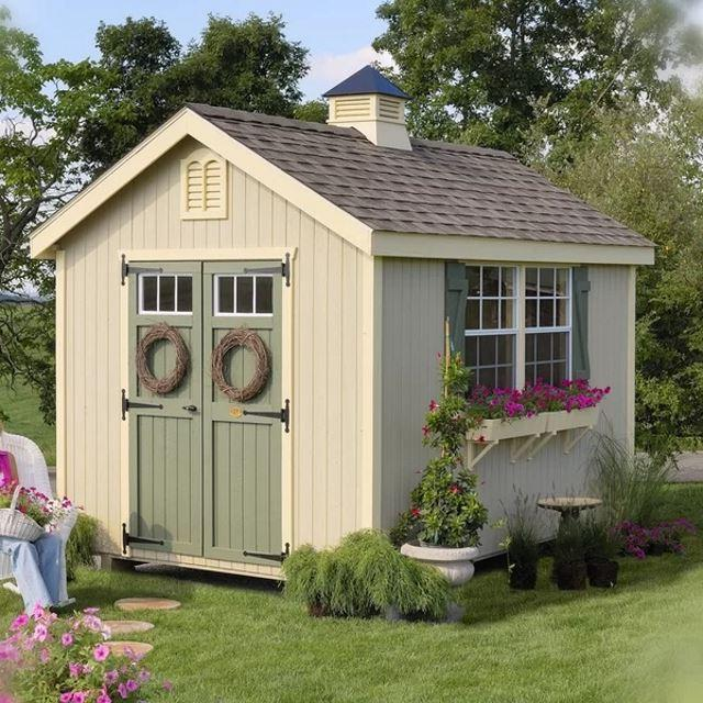Decorative Country Shed