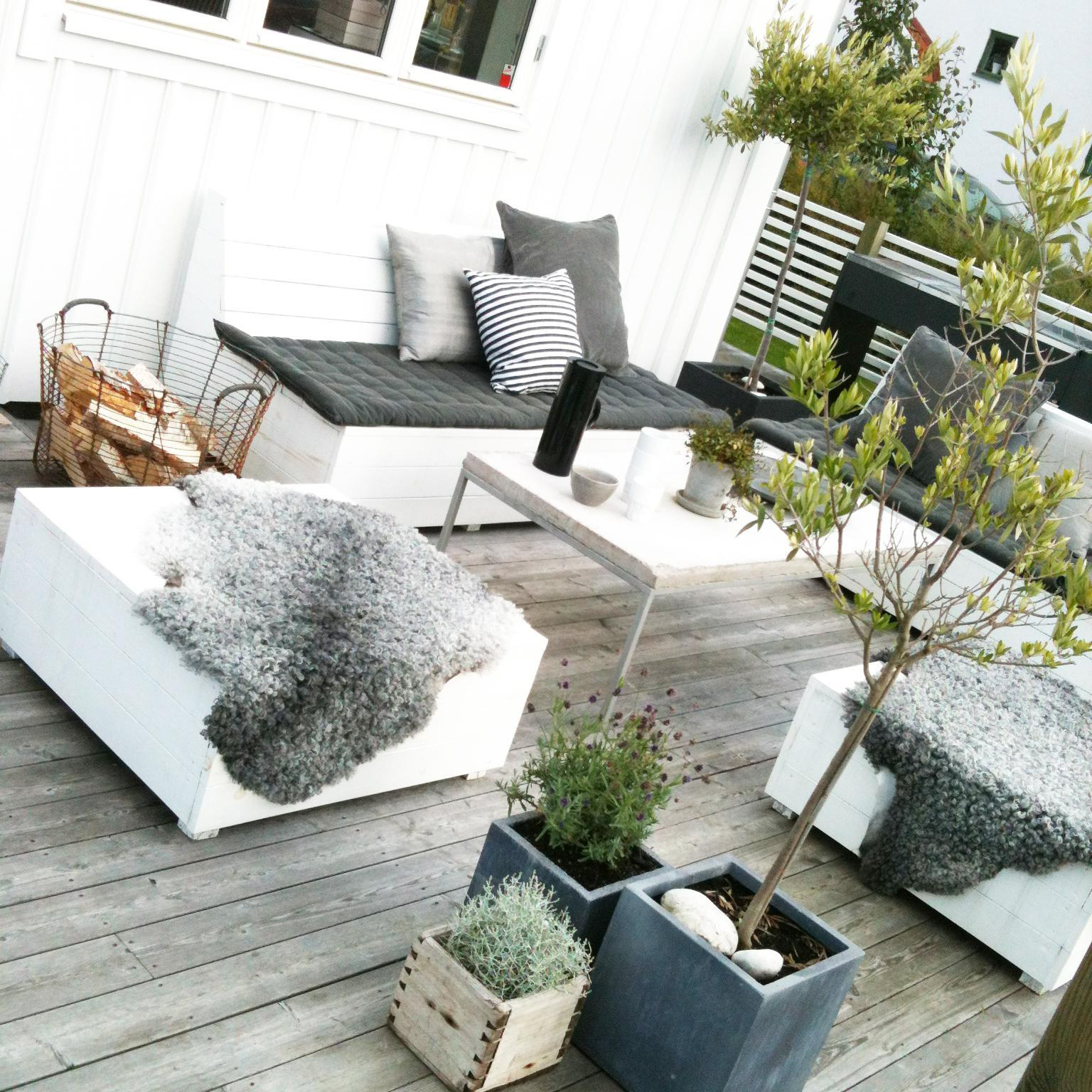 Due to its practicality, decking is widely used in open areas