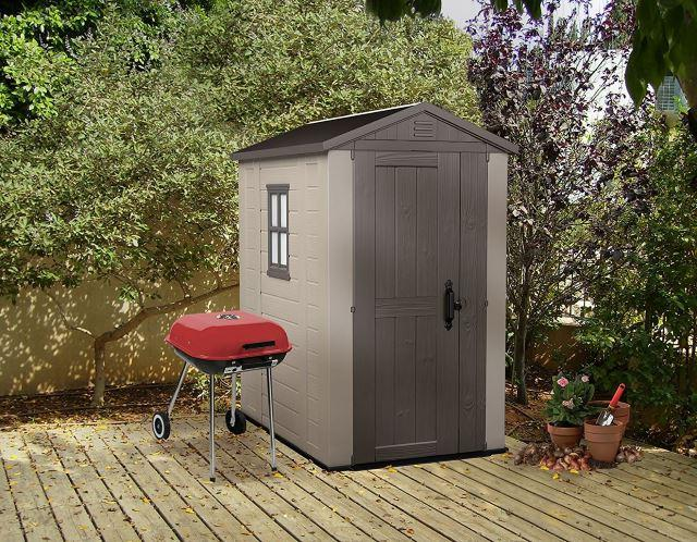 Smaller Tool Shed