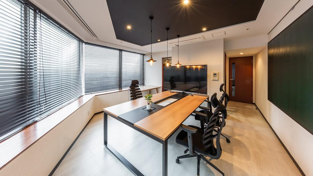 Stick to furniture because it's a small office