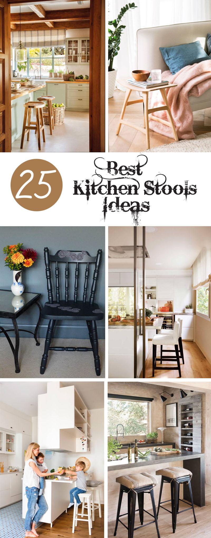 best kitchen stools ideas
