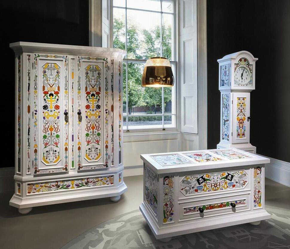 decorative chest drawer