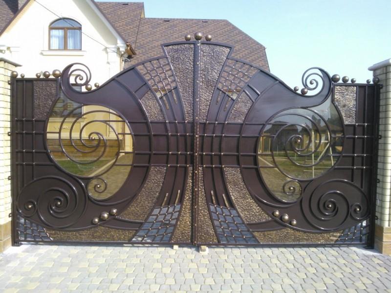metal corrugated board