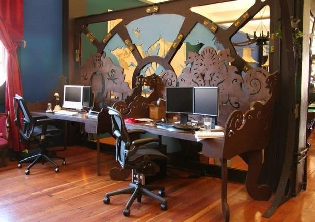 modern small office design concepts