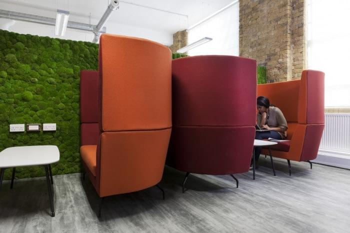 small office partition design