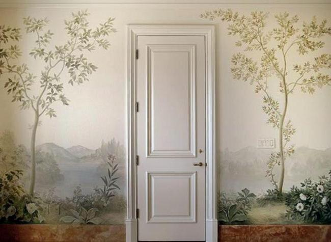 Doorway decor