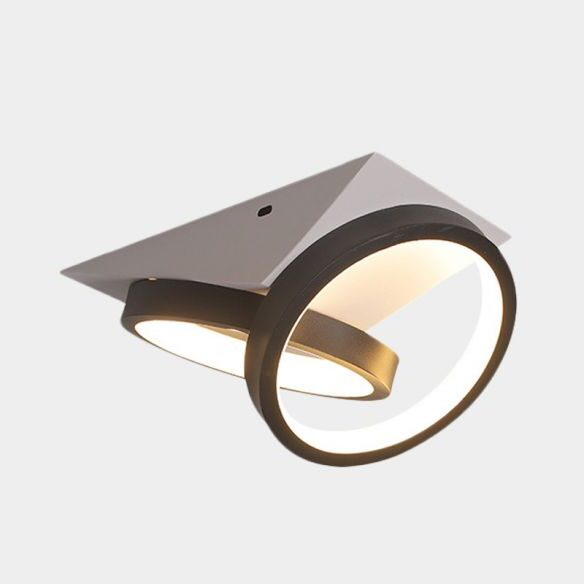 Geometric Outdoor Ceiling Lights
