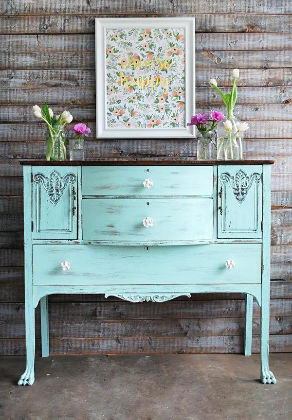 Gorgeous renovated chest of drawers