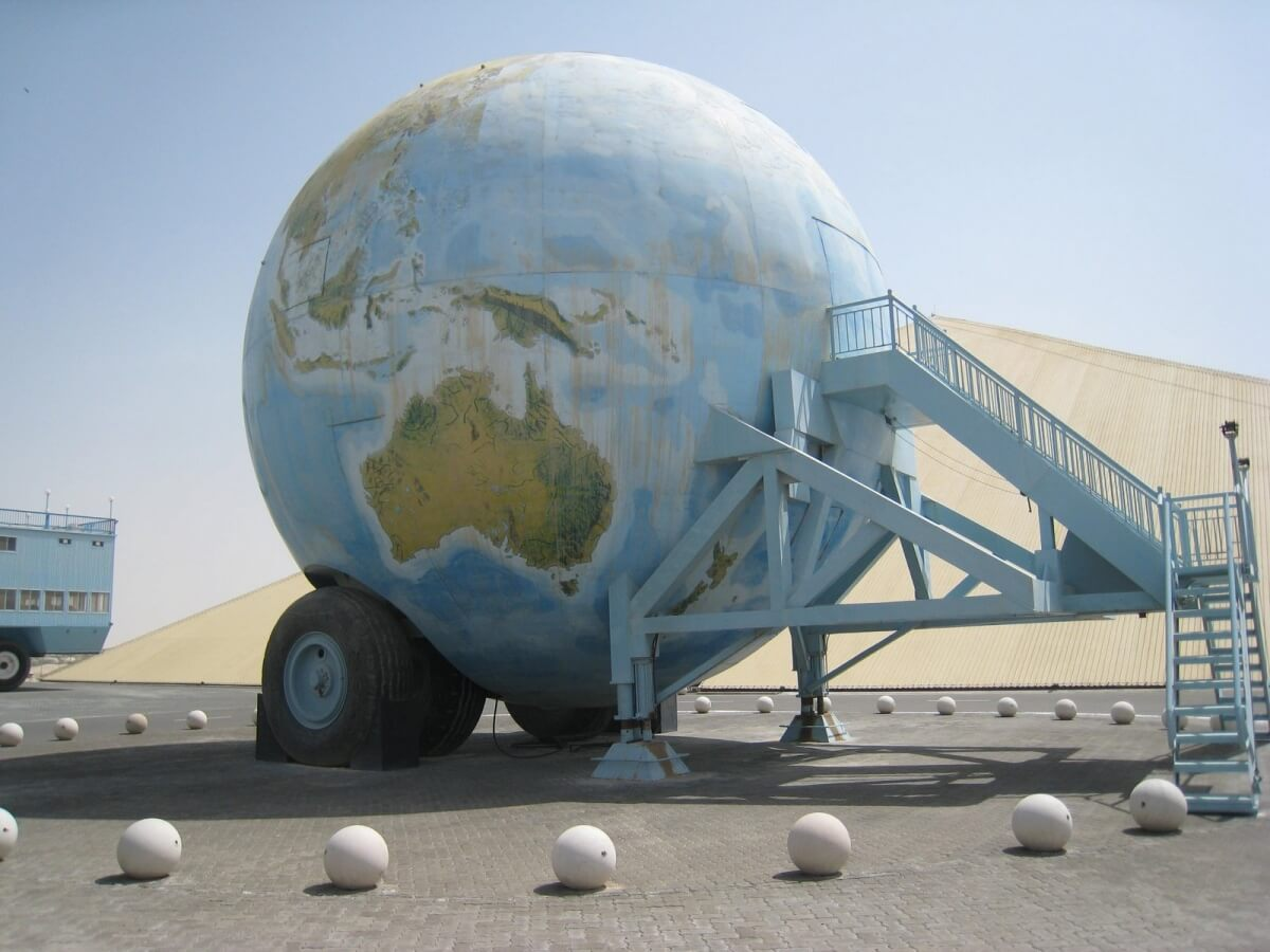Home-planet Sheikh Hamad in UAE