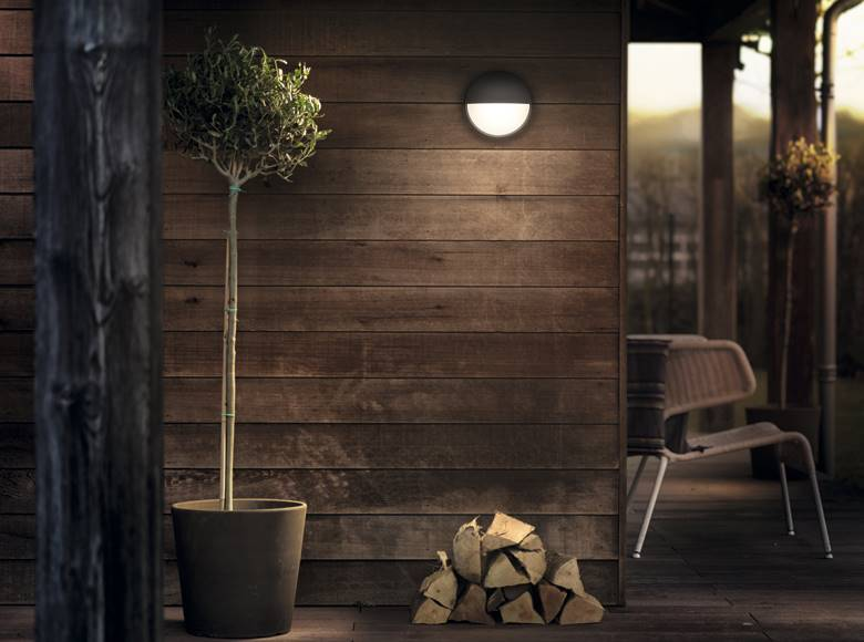 LEDS ALSO TO LIGHT UP YOUR TERRACE