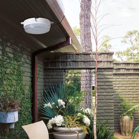 Outdoor Solar Ceiling Lights