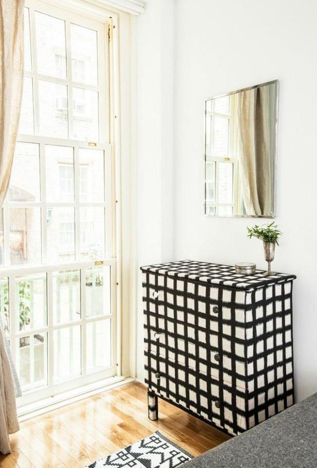 Stylish renovated dresser