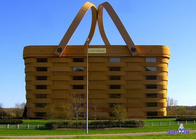 The building-basket (Ohio, USA)