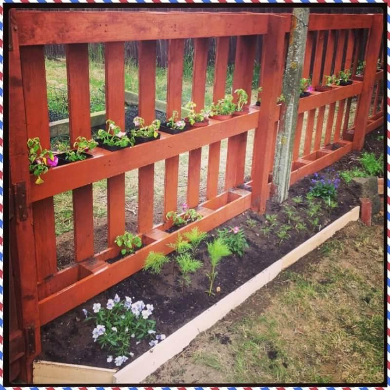 Wooden Fencing styles and ideas