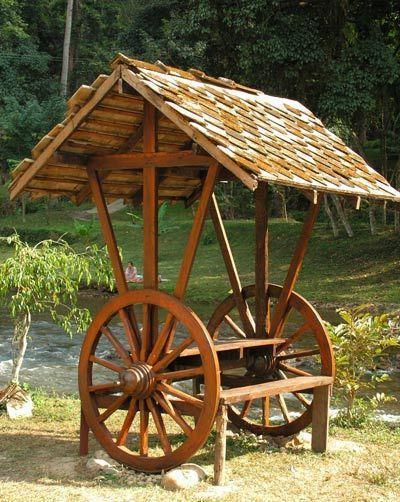 cheap wooden gazebo