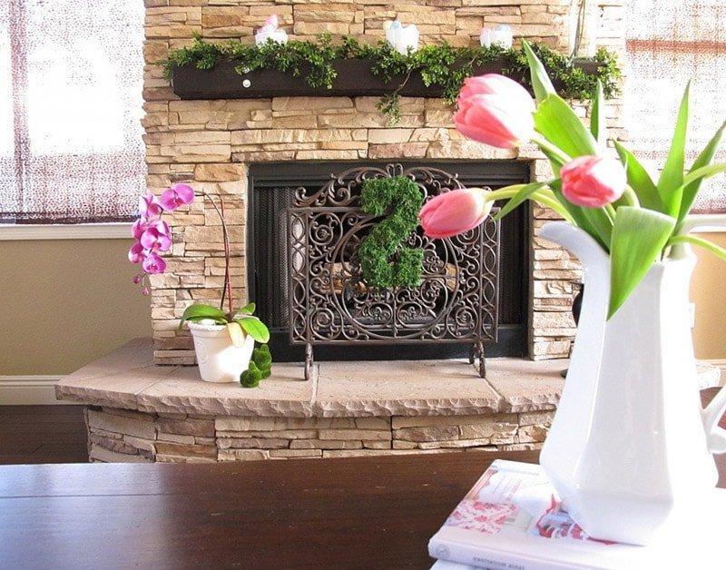 Cheap traditional fireplace mantel