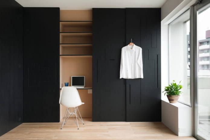 Combined wardrobes