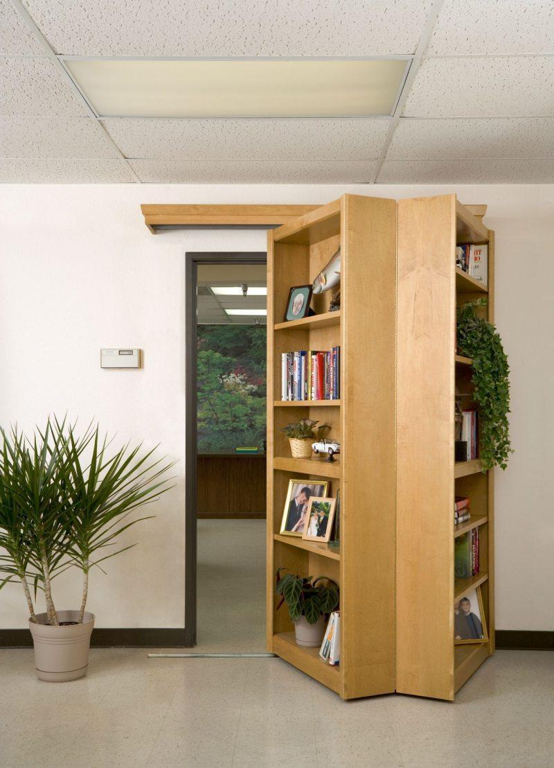 Concealed Cabinet Doors