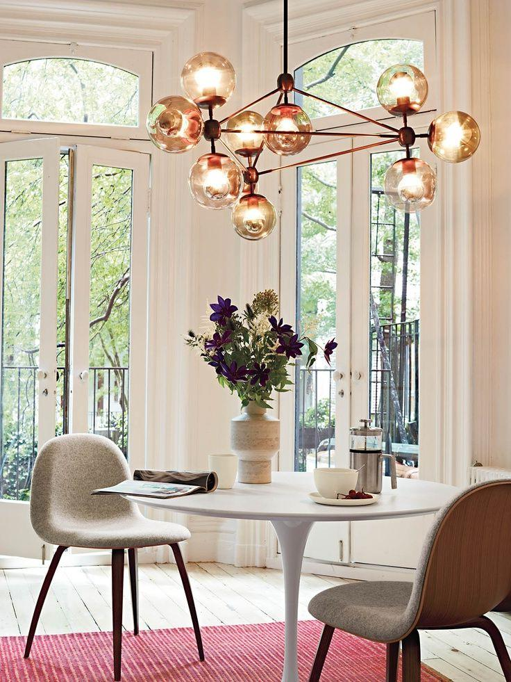If stylish and economical lighting is required, then LED chandelier will be the best solution.