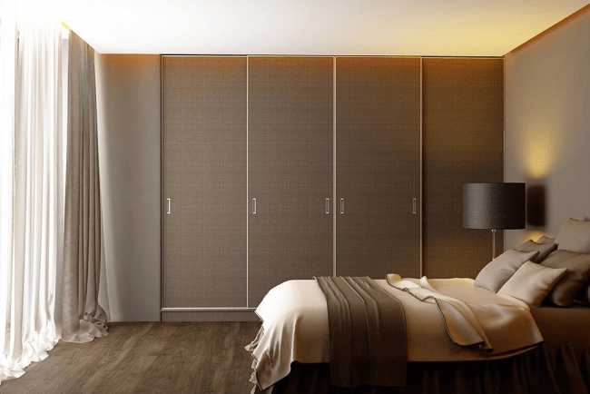Natural materials in sustainable interior design