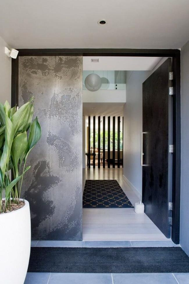 Steel doors - reliable protection for your home