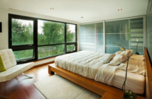 The sliding door model is one of the most popular storage systems