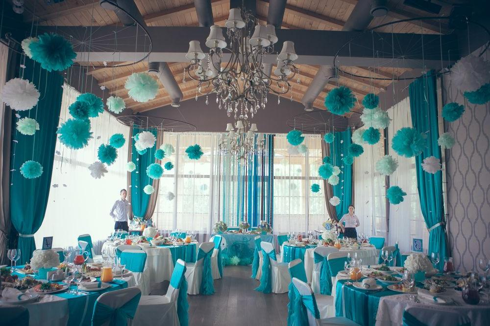 Wedding in a specific color