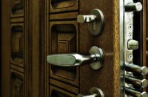 When choosing a door, special attention should be paid to the lock.