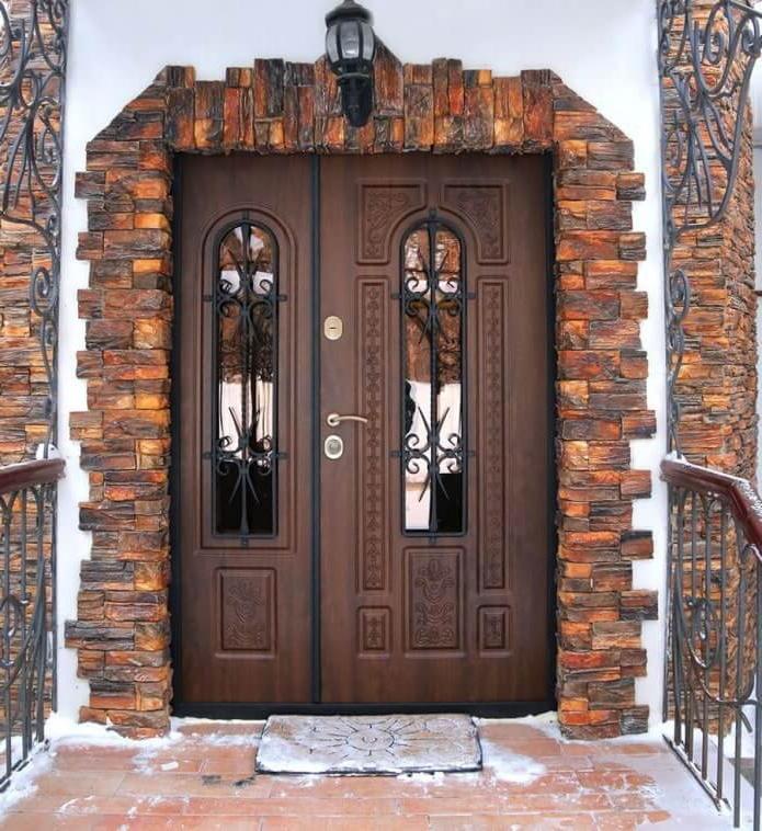 one-and-a-half door