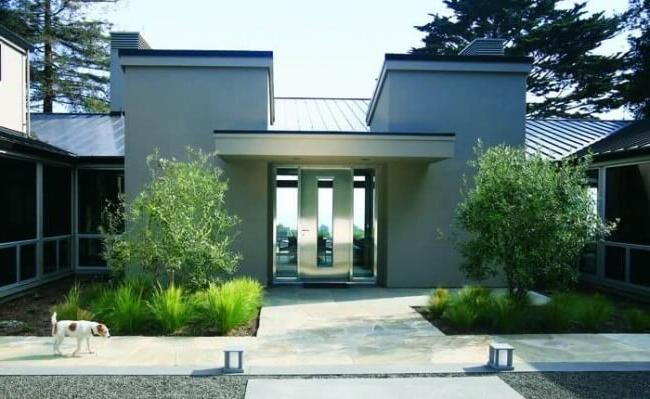 the range of steel doors allows almost everyone to install a steel model