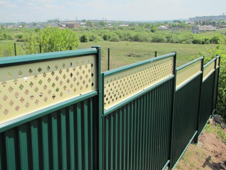 wall metal profile