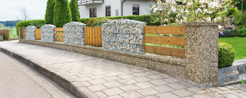 Gabions are very effective