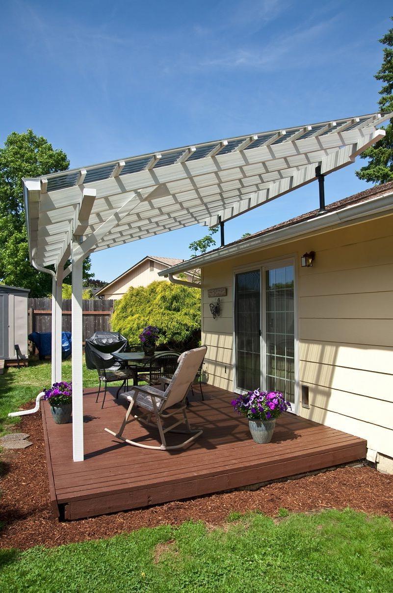 Inexpensive polycarbonate gazebos to suit your tastes