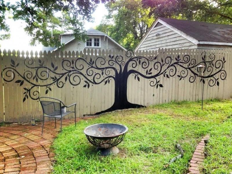 Stencil tree