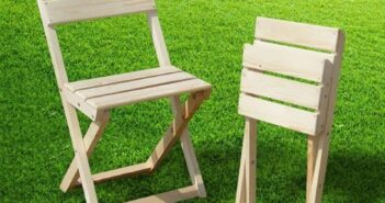 inexpensive diy garden furntiure