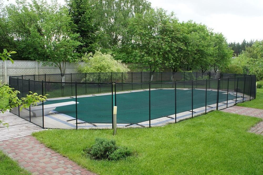 cheap pool fences ideas